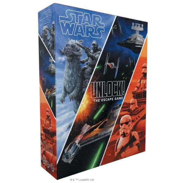PREORDER UNLOCK - Star Wars