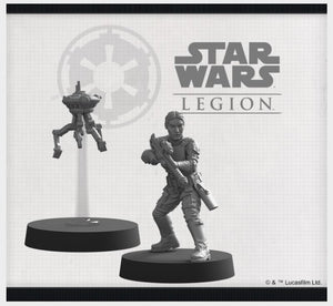 Star Wars Legion Iden Versio and ID10 Commander Expansion