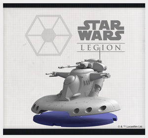 Star Wars Legion AAT Trade Federation Battle Tank Unit Expansion