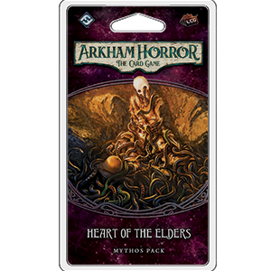 Arkham Horror LCG - Heart of the Elders