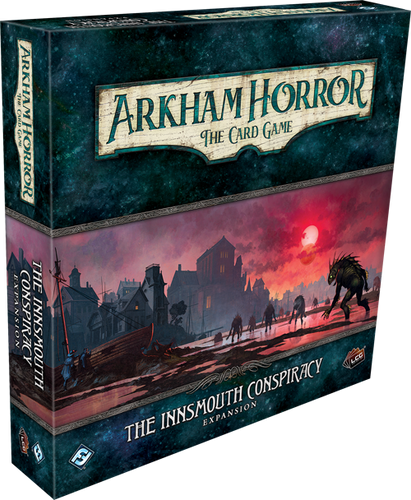 Arkham Horror LCG - The Innsmouth Conspiracy Deluxe Expansion