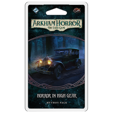Arkham Horror LCG - Horror in High Gear