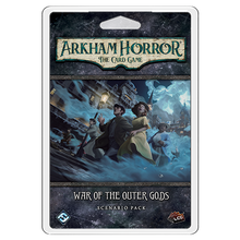 Load image into Gallery viewer, Arkham Horror LCG - War Of The Outer Gods Scenario Pack