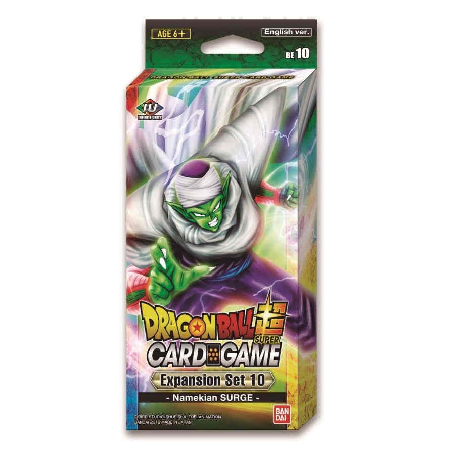 Dragon Ball Super Card Game Expansion Set 10 Namekian Surge [DBS-BE10]