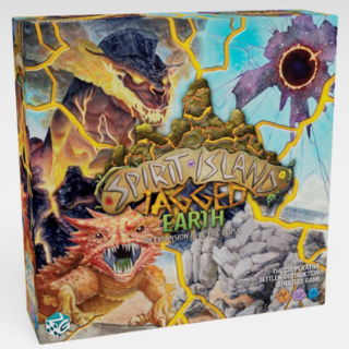 PREORDER Spirit Island: Jagged Earth Expansion