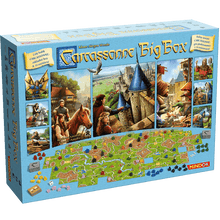 Load image into Gallery viewer, Carcassonne: Big Box (2017)