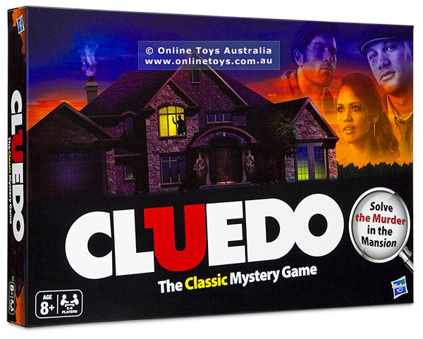 Cluedo Classic - Solve The Murder in the Mansion