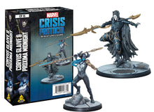 Load image into Gallery viewer, Marvel Crisis Protocol - Corvus Glaive and Proxima Midnight Expansion