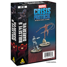 Load image into Gallery viewer, Marvel Crisis Protocol - Bullseye and DareDevil