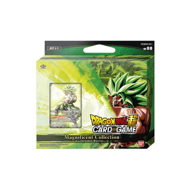 Dragon Ball Super Card Game Magnificent Collection: Forsaken Warrior Broly Br Ver. [DBS-BE08]