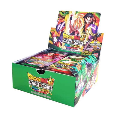 Dragon Ball Super Card Game Series 5 Miraculous Revival Boost Pack Box Set [DBS-B05] with 24 Booster Packs