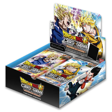 Dragon Ball Super Card Game Themed Booster Pack BOX World Martial Arts Tournament [DBS-TB02] with 24 Booster Packs