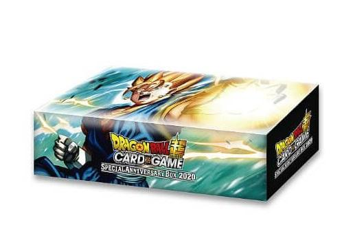 Dragon Ball Super Card Game Special Anniversary Box 2020