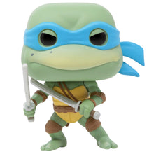 Load image into Gallery viewer, Teenage Mutant Ninja Turtles - Leonardo Retro Pop! Vinyl Figure