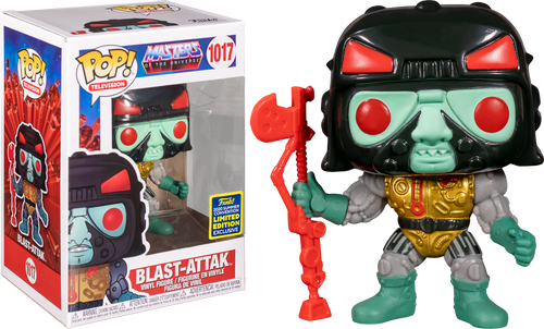Masters of the Universe - Blast-Attak SDCC 2020 Exclusive Pop! Vinyl Figure