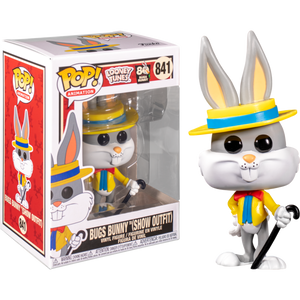 Looney Tunes - Bugs Show Outfit  80th Anniversary Pop! Vinyl Figure