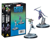Load image into Gallery viewer, Marvel Crisis Protocol - Gamora & Nebula Expansion