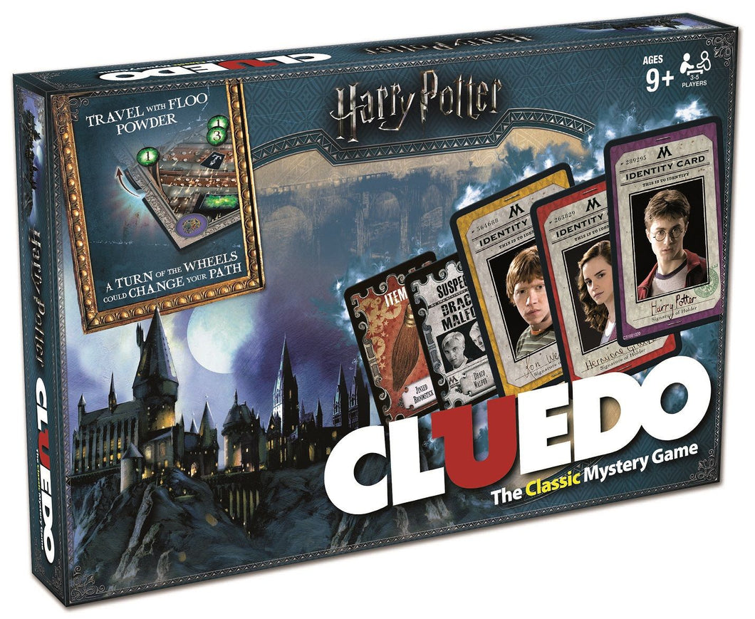 Cluedo - World of Harry Potter (2017 Edition : 2nd Edition)