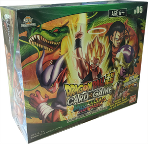 Dragon Ball Super Card Game Miraculous Revival BT5 Booster Box with 24 Packs [DBS-B05]