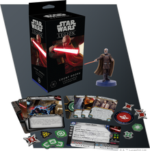 Load image into Gallery viewer, Star Wars Legion Count Dooku Commander Expansion