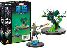 Load image into Gallery viewer, Marvel Crisis Protocol - Loki and Hella Expansion