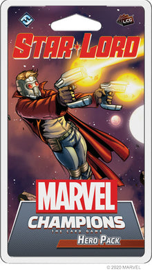 PREORDER Marvel Champions: LCG - Star Lord Hero Pack
