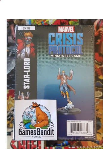Marvel Crisis Protocol - Star-lord Expansion (RELEASE 13.03.2010)