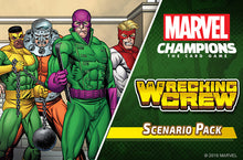 Load image into Gallery viewer, Marvel Champions: LCG - Wrecking Crew Scenario Pack