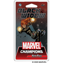 Load image into Gallery viewer, Marvel Champions: LCG - Black Widow Hero Pack