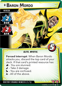 Marvel Champions: LCG - Doctor Strange Hero Pack