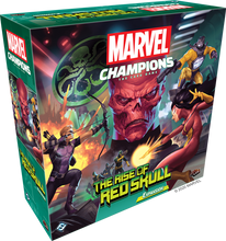 Load image into Gallery viewer, Marvel Champions: LCG - The Rise of Red Skull Campaign Expansion
