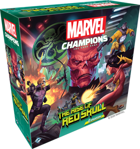 PREORDER Marvel Champions: LCG - The Rise of Red Skull Campaign Expansion PROMOTION