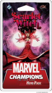 PREORDER Marvel Champions: LCG - Scarlet Witch Hero Pack