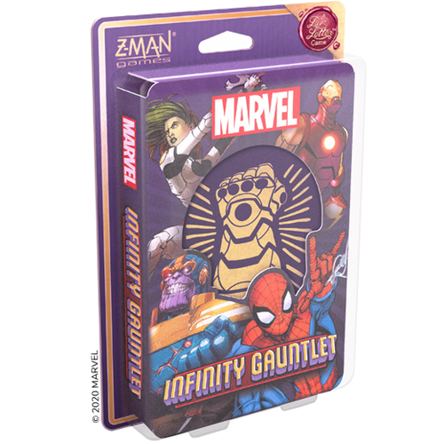 Infinity Gauntlet A Love Letter Game