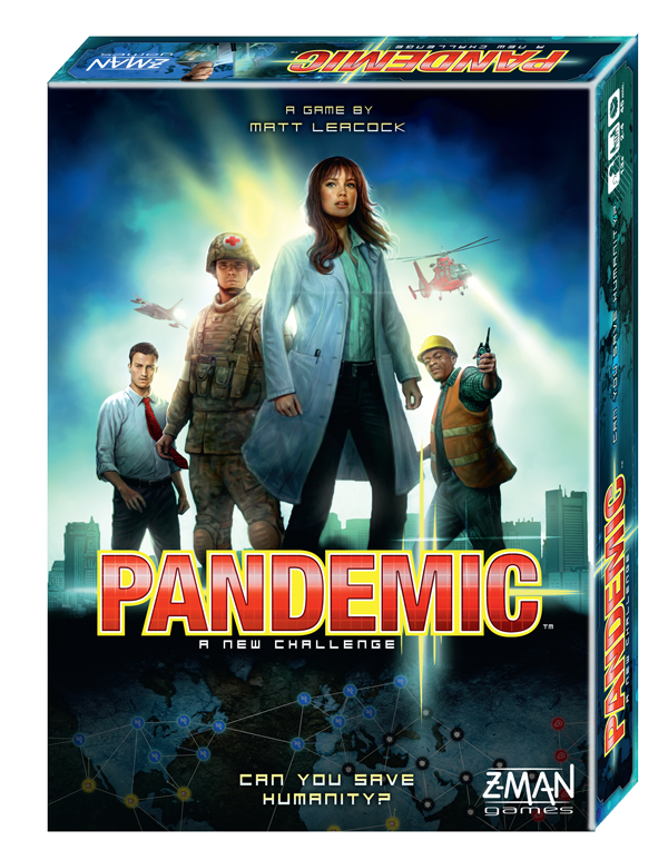Pandemic (2013 Edition)