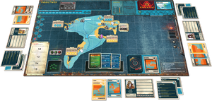 Pandemic Legacy: Season 2 Black Edition