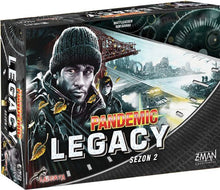 Load image into Gallery viewer, Pandemic Legacy: Season 2 Black Edition