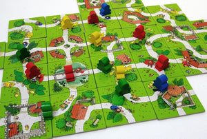 My First Carcassonne (Carcassonne for all ages)