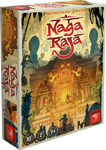 NagaRaja (Naga Raja) Board Game