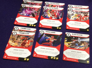 BACKORDER Power Rangers: Heroes of the Grid Core Game