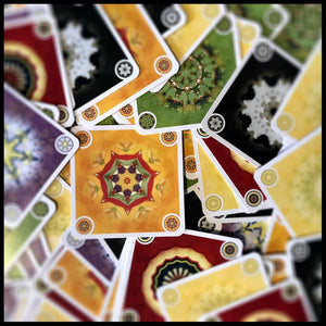 BACKORDER Mandala Board Game