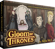Load image into Gallery viewer, Gloom of Thrones