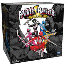 Load image into Gallery viewer, BACKORDER Power Rangers: Heroes of the Grid Core Game