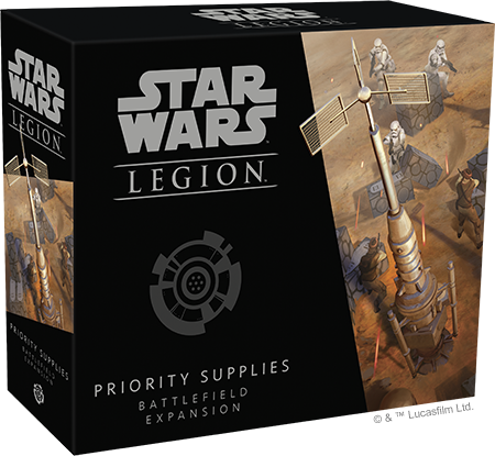 BACKORDER Star Wars Legion Priority Supplies Battlefield Expansion