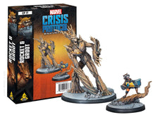 Load image into Gallery viewer, Marvel Crisis Protocol - Rocket and Groot Expansion