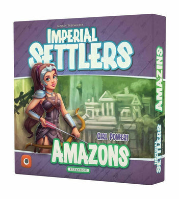 Imperial Settlers - Amazons Expansion