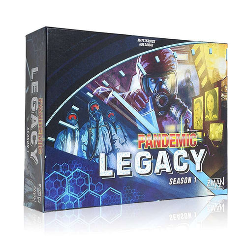 Pandemic Legacy: Season 1 - Blue Edition