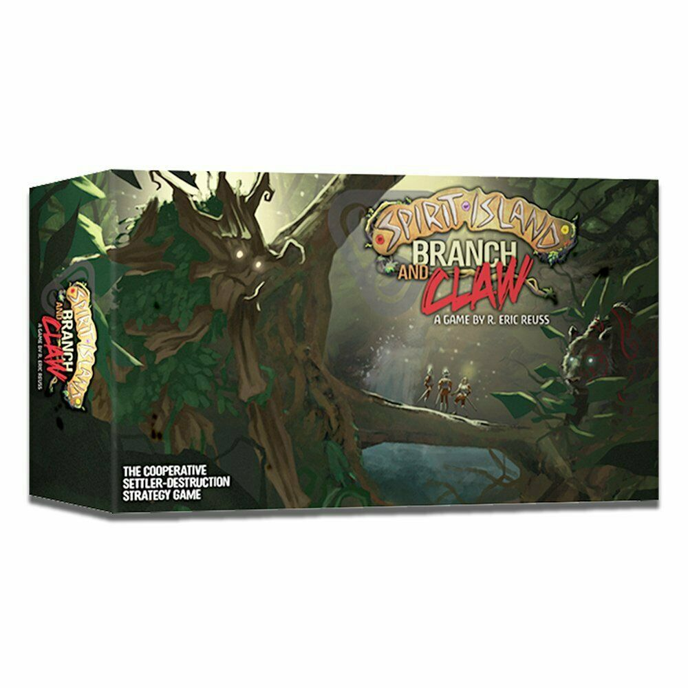 BACKORDER Spirit Island: Branch & Claw Expansion Expansion