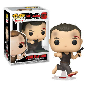 Die Hard - John McClane Dark Tank Pop! Vinyl Figure