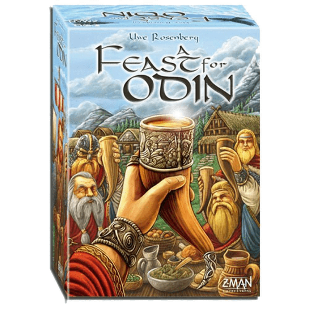 BACKORDER A Feast for Odin